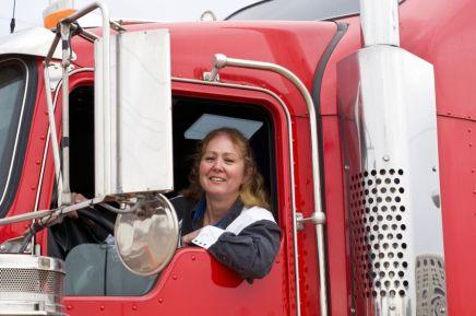 Lady Trucker